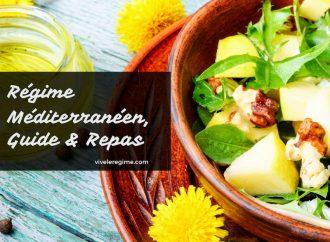 Régime méditerranéen 101 : Un plan de repas et Guide du Débutant